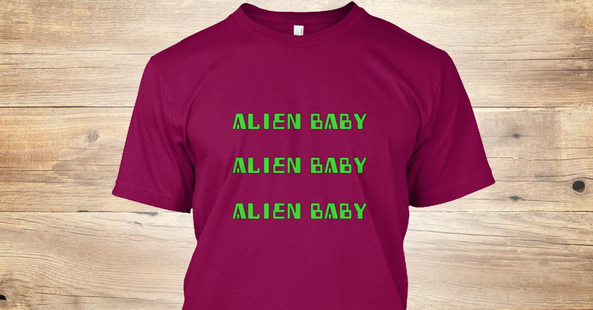 Metaphysic Awakening Alien Baby 5D Shirt