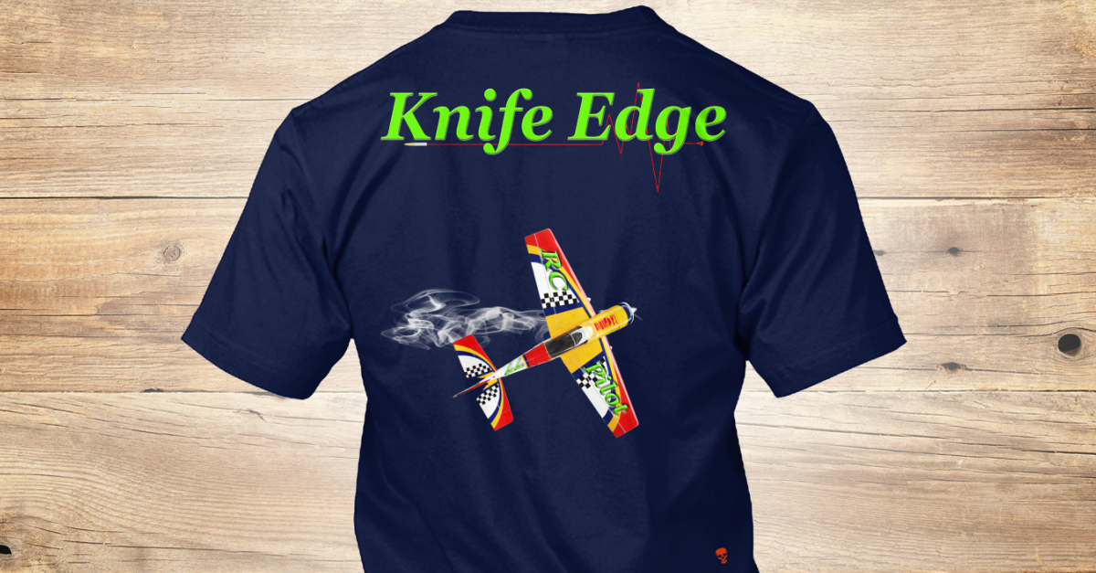 Knife Edge - knife edge Products from RC Airplane Pilot