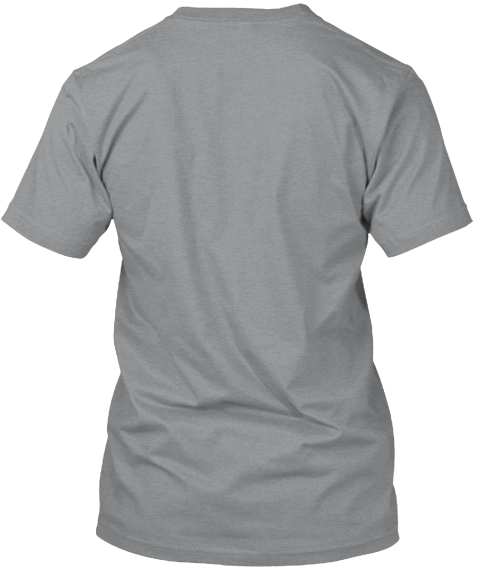 Cox Engine Forum T Shirt Sport Grey T-Shirt Back