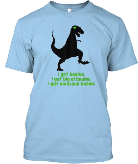 Dinosaur brains dating video bobby