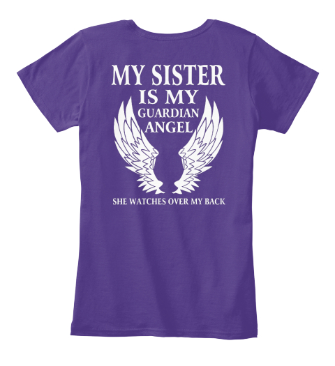 My Sister Is My Guardian Angel
