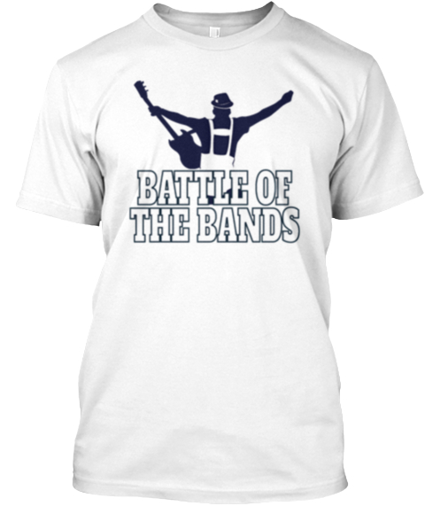 Band t shirts cheap battle of the bands products from for Group t shirts cheap