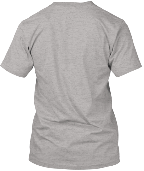 G Train Stru Ggle.  Light Steel T-Shirt Back