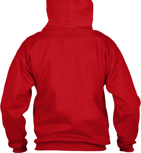 163 Cc Realll Red Hot Chilli Sweatshirt Back
