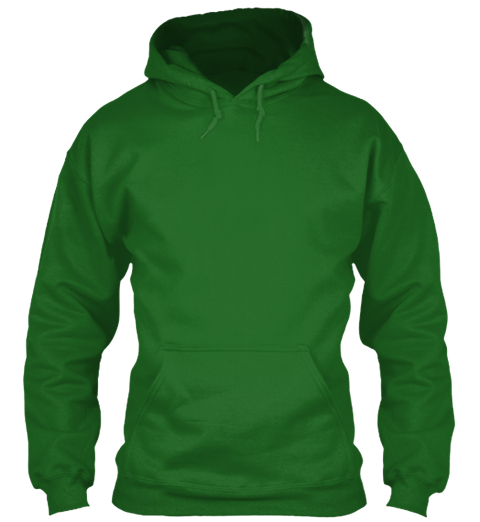 I Fight Back   Family Irish Green Sweatshirt Front