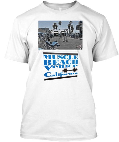 7311ebb7 Muscle Beach Venice Vintage 80s - muscle beach Venice California n ...