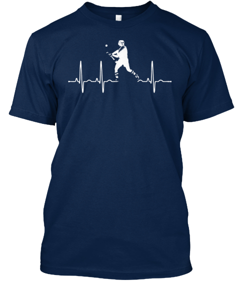 Hurling Heartbeat ! T-Shirt Front