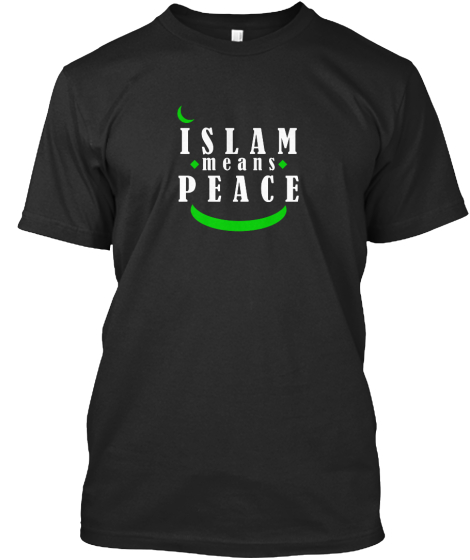 Islam  T-Shirt Front