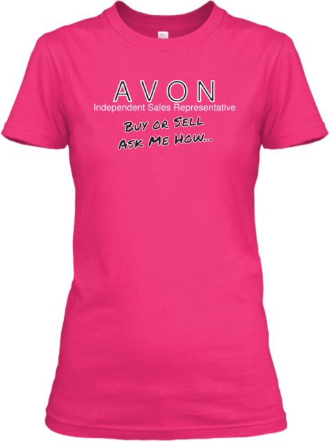 avon independent sales representative