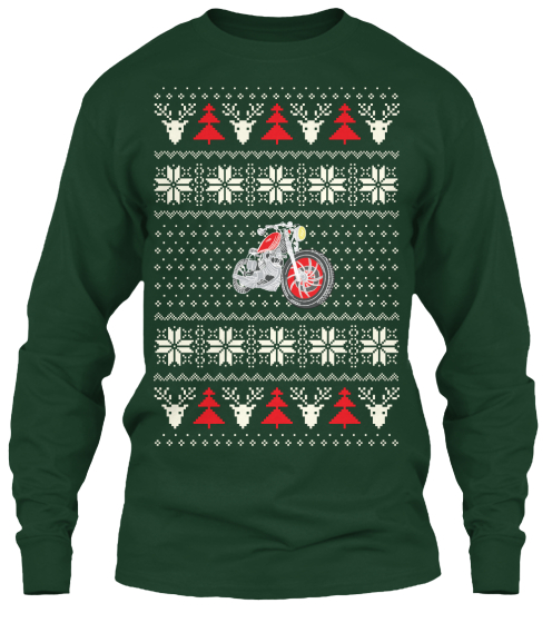 Ugly christmas sweater hq