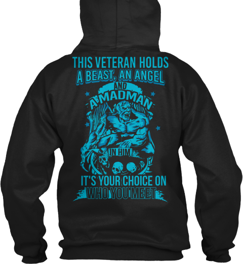 e8f264cd9d39 This Veteran Holds A Beast An Angel And A Madman In Him It s Your Choice  On. Veteran Holds A Beast