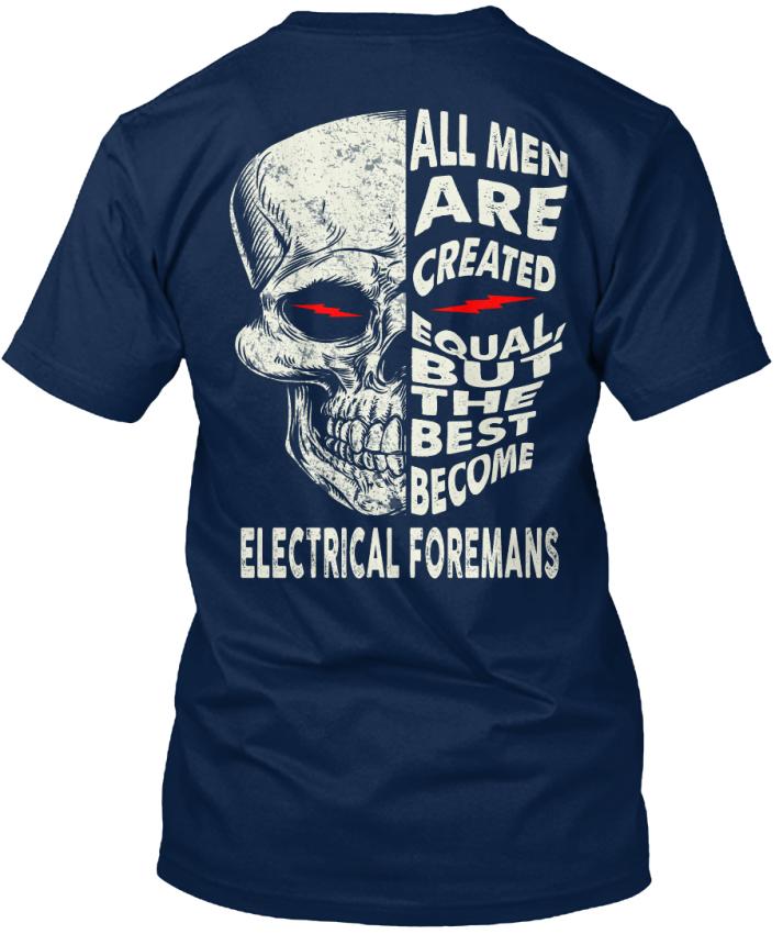 Cool-Electrical-Foremans-T-shirt-Elegant-S-5XL-T-shirt-Elegant-S-5XL