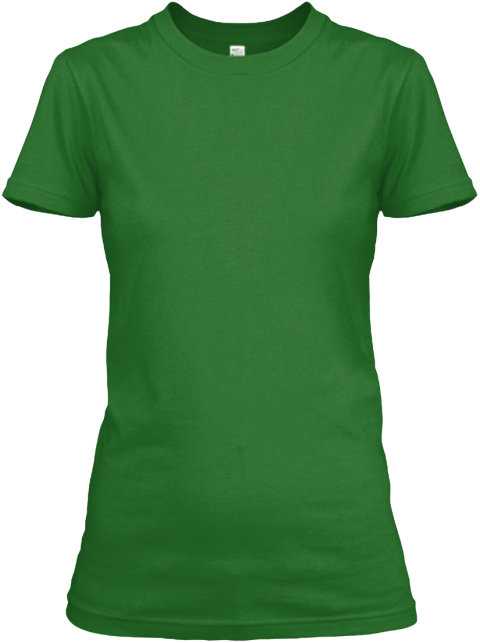 Tour Guide Original Irish Job T Shirts Irish Green Women's T-Shirt Front
