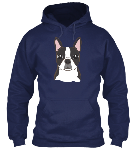 950c7d6d30e Boston Terrier Sweatshirt Holiday Gift Products from dog lover t ...