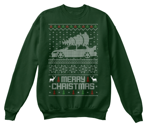 Ugly Christmas Evo 8/9 Sweater Design - merry christmas Products ...