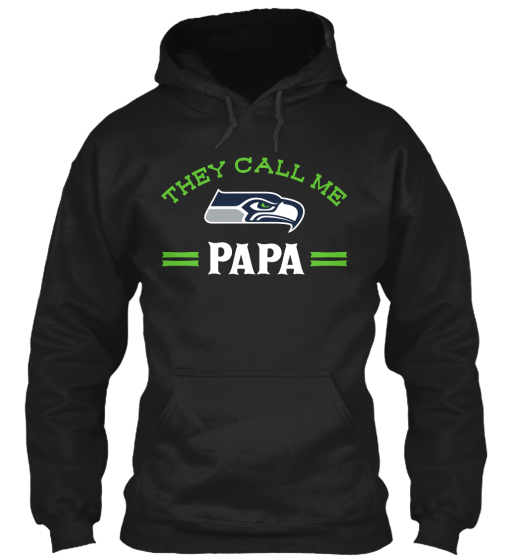 They Call Me Papa Only Beacause Freakin' Awesome Grand Kids Spoilin' Hug Stealin' Arm Chair Coachin' Tailgatin'... T-Shirt Front