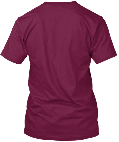 Podigious Season 3 Shirt 1 Cranberry T-Shirt Back