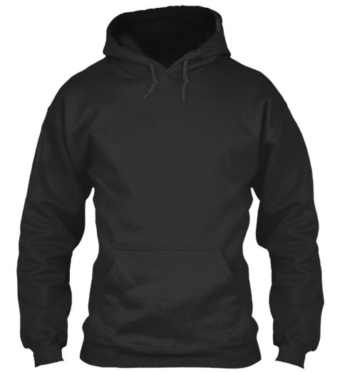 Ending Soon   Scuba Diving Jet Black Sweatshirt Front