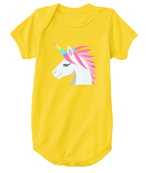 Baby unicorn onesie products from t shirt market teespring for Baby onesie t shirt