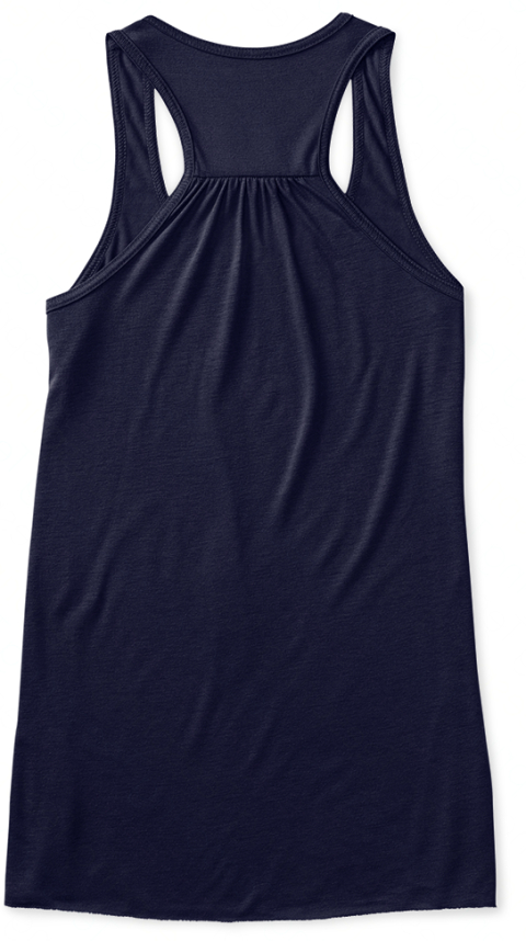Super Cute Dance Mom Midnight Women's Tank Top Back