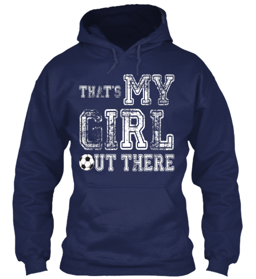 That's My Girl But There Sweatshirt Front