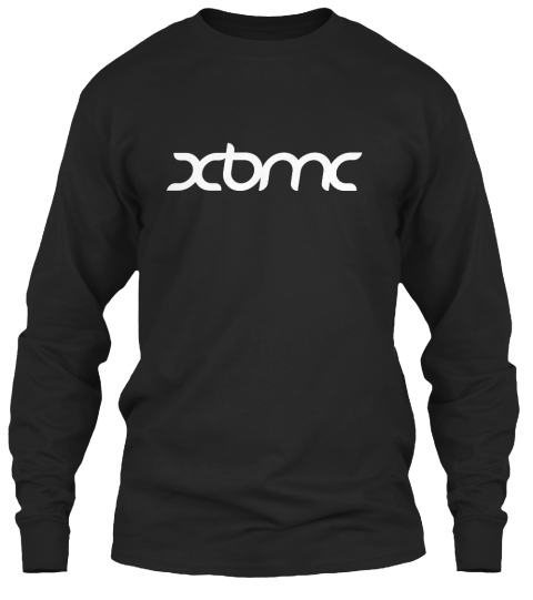 Xbmc Xbmc  1.0.0 2004 June  1.1.0 2004 Oct  2.0.0 2006 Sept  8.10 Atlantis   2008 Nov  9.04 Babylon   2009 May  9.11... Black Long Sleeve T-Shirt Front