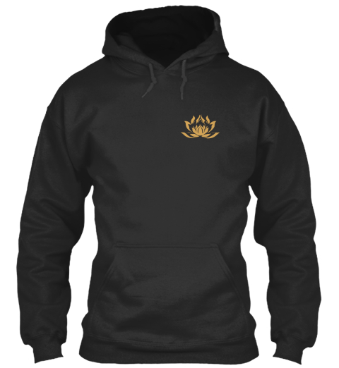Limited Edition  Jet Black Sweatshirt Front