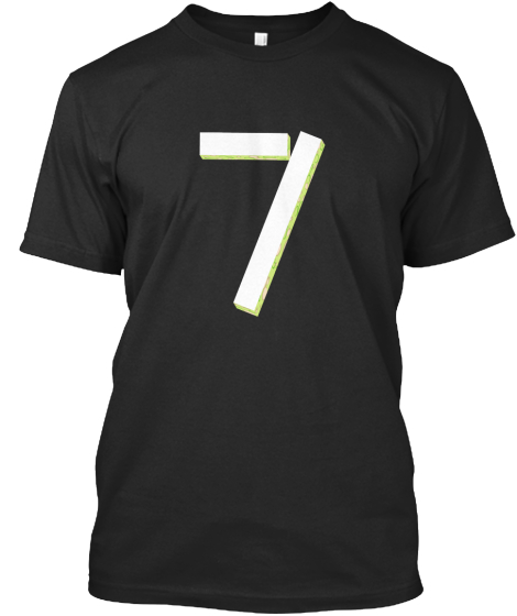 7 T-Shirt Front