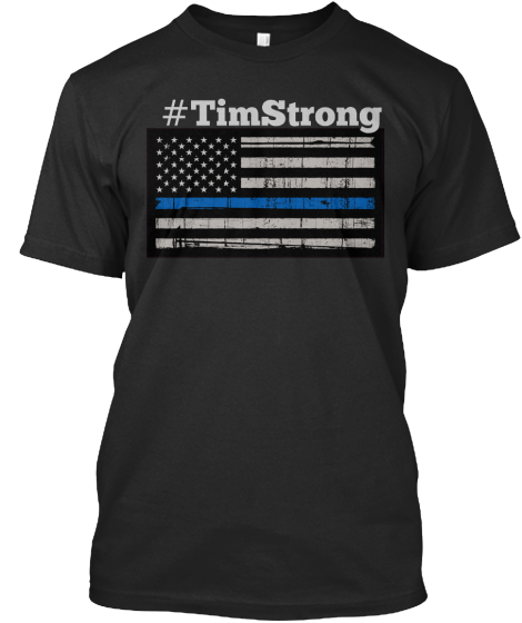 #Timstrong T-Shirt Front