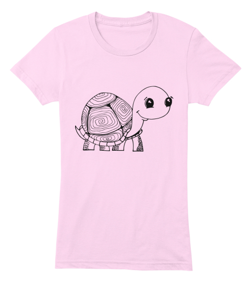Limited Edition Turtle Tee Women's T-Shirt Front