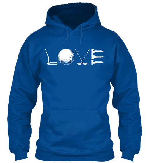 Love Sweatshirt Front