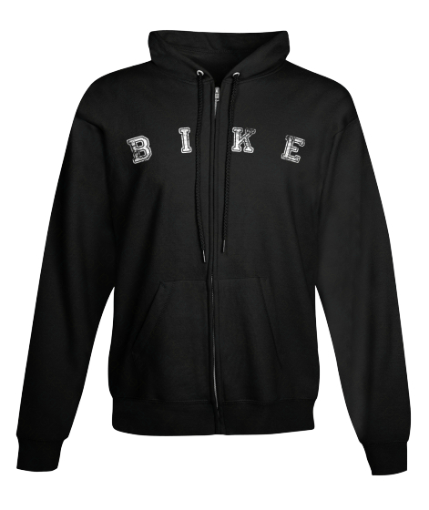 Bike Sweatshirt Front