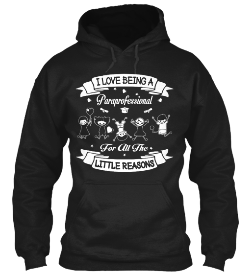 I Love Being A Pranrofessional For All The Little Reasons  Sweatshirt Front