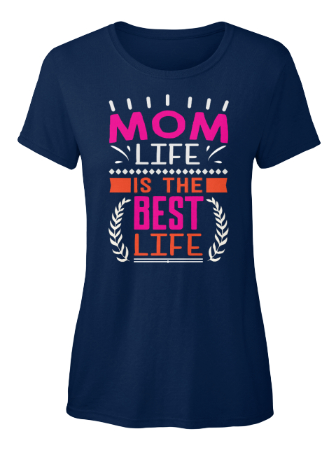 cheap sale 60% cheap more photos Mom Life Is The Best Life T-Shirts !