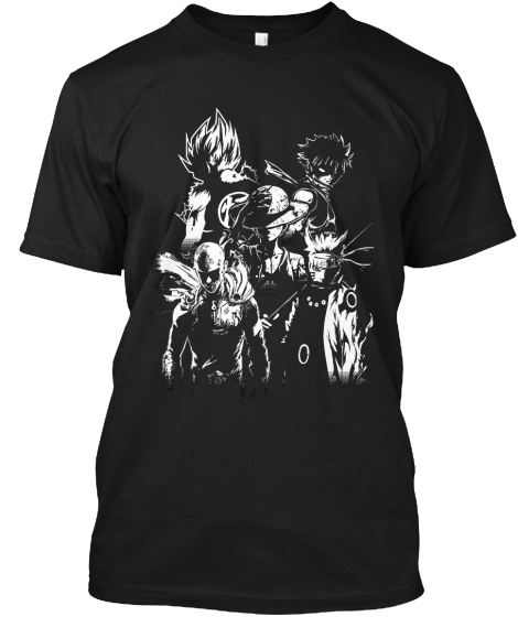 Love Anime T-Shirt Front
