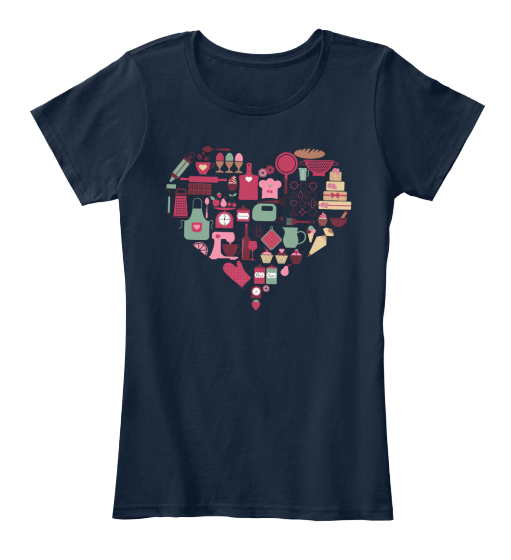 Limited Edition   Love Bakery Women's T-Shirt Front
