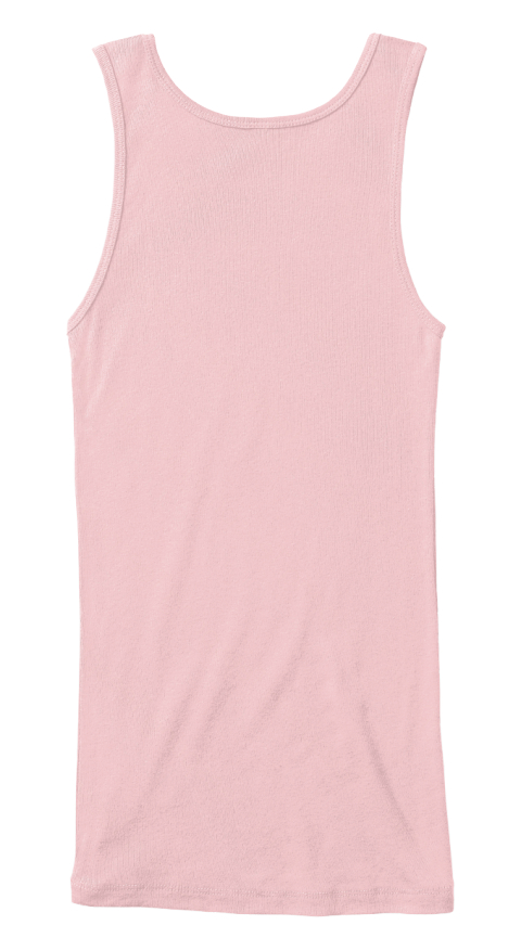 Breastfeedyourbaby Soft Pink Women's Tank Top Back