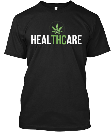 Healthcare  T-Shirt Front