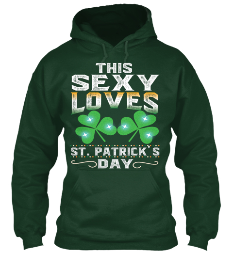 b0af7c1d0545f Sexy St. Patrick's Day 2018