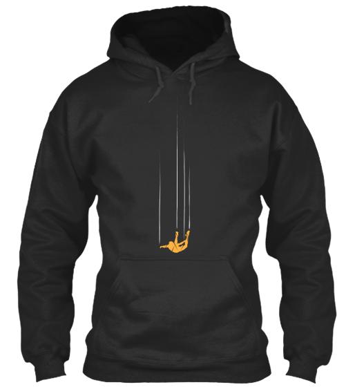 Skydiving Collection Limited Edition Required By Freefallin Sweatshirt Front