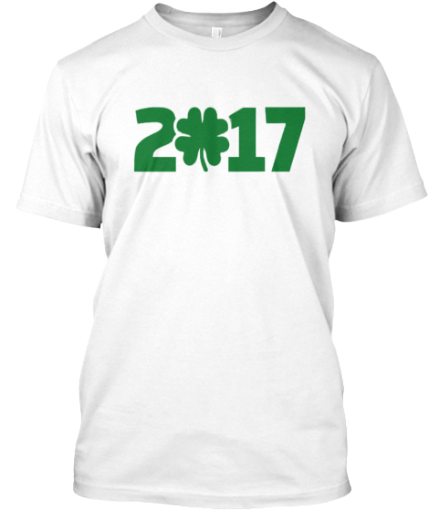 St. Patrick's Day 2017 T-Shirt Front