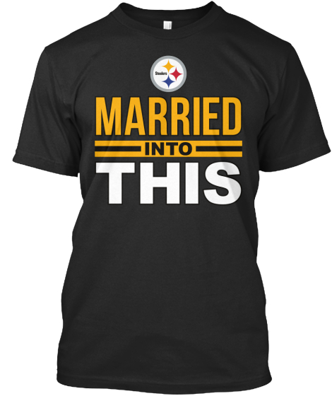 Married Into This T-Shirt Front