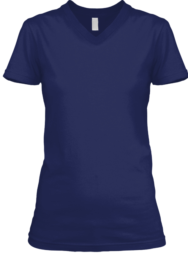 Premium-Laborer-No-One-Is-Made-Tougher-Or-Switch-Than-A-Women-039-s-V-Neck-Tee miniature 4