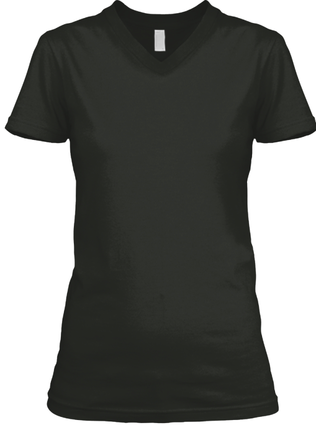 Premium-Laborer-No-One-Is-Made-Tougher-Or-Switch-Than-A-Women-039-s-V-Neck-Tee miniature 6