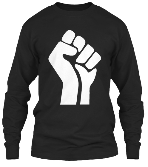 Strive For Black Excellence Do What You Say, Say What You Do!   The Optimum Lifestyle Long Sleeve T-Shirt Front