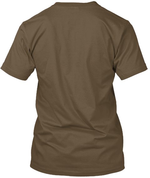 Abersoch Tee Shirt   Hot Beachwear! Chestnut T-Shirt Back