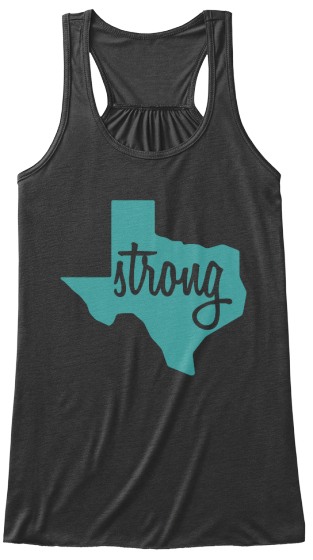 Strong Loveofdixie Women's Tank Top Front