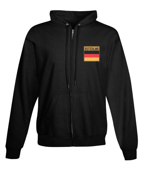 Deutschland Eagle Zip - Deutschland Products from I Love Germany ...
