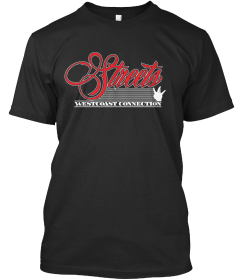 Streets T-Shirt Front