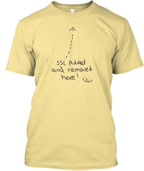 Ssl Added And Removed Here! :) Lemon T-Shirt Front